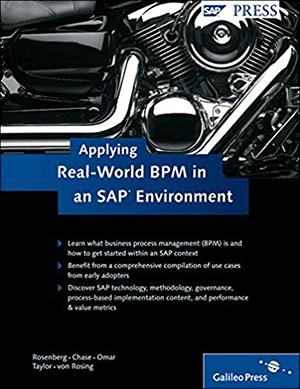 Applying Real-World BPM in an SAP Environment