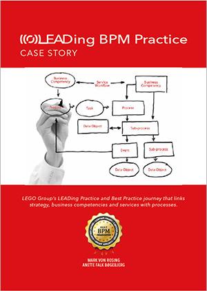 LEGO: LEADing BPM Practice Case Story